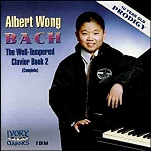 The Ten Year Old Prodigy Plays Bach