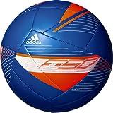 adidas(アディダス) サッカーボール F50 クラブプロ AF5817BOR ブルーXオレンジXホワイト 5号
