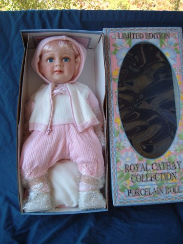 Doll Royal Cathay Collection Porcelain Doll - Buy Doll Royal Cathay Collection Porcelain Doll - Purchase Doll Royal Cathay Collection Porcelain Doll (CATHAY COLLECTION, Toys & Games,Categories,Dolls,Porcelain Dolls)