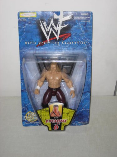 Picture of Jakks Pacific WWF HHH Superstars Series 6 Action Figure (B001AQXJUQ) (Wrestling Action Figures)