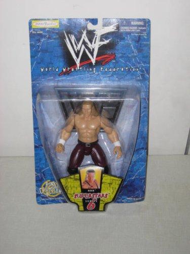 Buy Low Price Jakks Pacific WWF HHH Superstars Series 6 Action Figure (B001AQXJUQ)