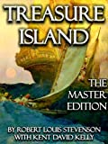 Treasure Island ~ The Master Edition (Wonderland Imprints Master Editions)