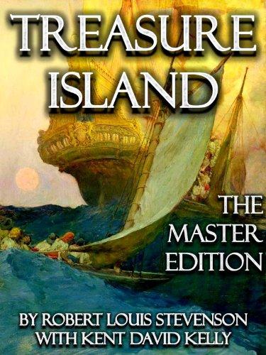 Stevenson, R. L. - Treasure Island ~ The Master Edition (Wonderland Imprints Master Editions Book 3) (English Edition)