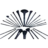 FASH Professional Makeup Brush Set 24 Pcs For Eye Shadow Blush Eyeliner Eyebrow....