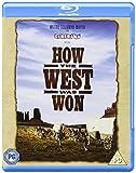 How The West Was Won [Blu-ray] [1962] [Region Free]