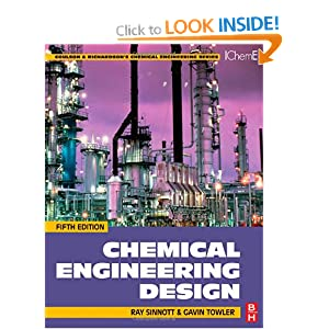 chemical engineering design sinnott pdf
