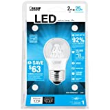Feit Electric BPA15/CL/LED/RP Accent LED A15 Bulb, Clear
