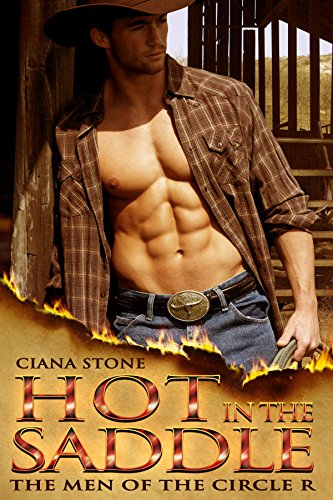 Hot In The Saddle by Ciana Stone ebook deal