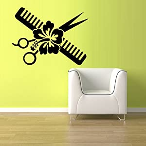 Amazon.com: Wall Vinyl Sticker Decals Decor Art Bedroom