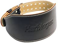 Harbinger 285 6-Inch Padded Leather Lifting Belt