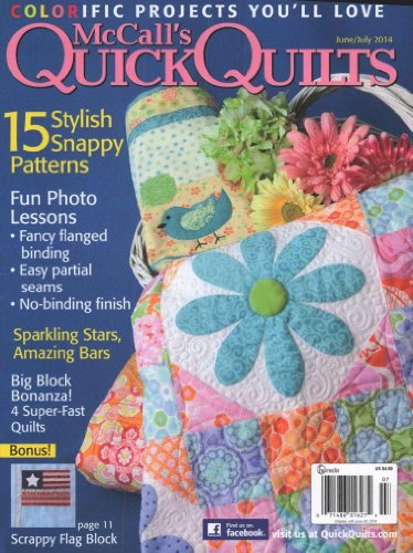 Quick Quilts (1-year auto-renewal)