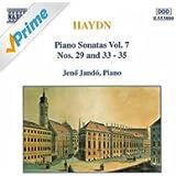 Haydn: Piano Sonatas Nos. 29 And 33-35