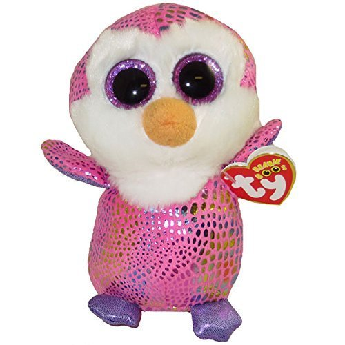 "Ty Beanie Boo Patty the Owl 6"" Exclusive"