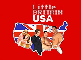 Little Britain USA - Staffel 1