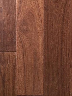 Santos Mahogany Exotic Hardwood Flooring SAMPLE