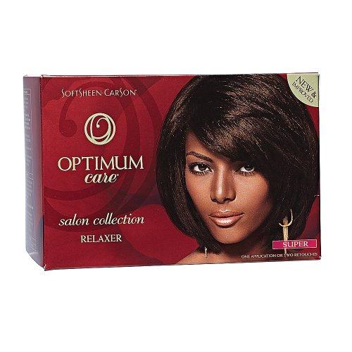Optimum Care Salon Collection Anti-Breakage  No Lye Relaxer  Regular
