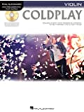 Instrumental Play-Along: Coldplay Violon + CD