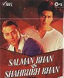 #1: Salman Khan Vs Shahrukh Khan
