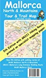 Mallorca North and Mountains Tour and Trail Map (Tour & Trail Maps)