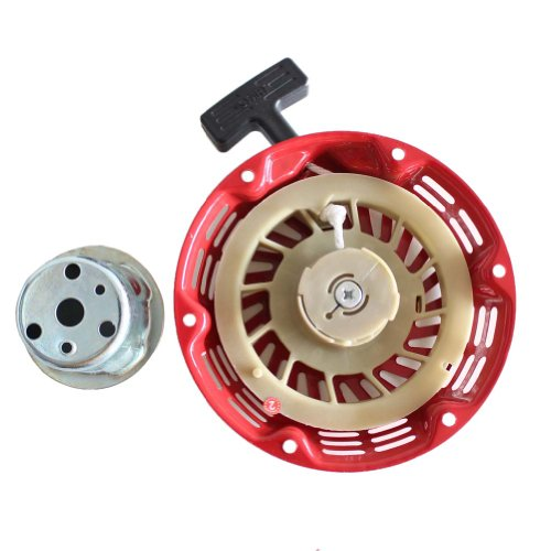 New Pack Of Starter Cup +Recoil Starter Start Fit For Honda Gx120 Gx140 Gx160 Gx200 Generator Engine Motor Parts