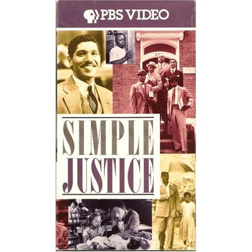 The American Experience-Simple Justice