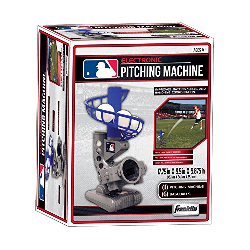 franklin electronic pitching machine
