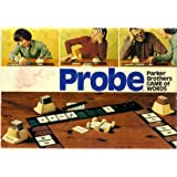 PROBE Parker Brothers Game of Words 1974 Edition