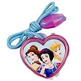 Hallmark 190300 Disney Princess Lip Gloss Necklaces