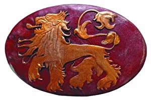 Game of Thrones Shield Pin: Lannister