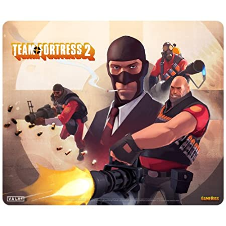 TeamFortress 2 BattleMat Mousepad (Red)