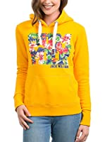 JACK WILLIAMS Sudadera con Capucha (Mostaza)