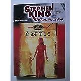 copertina libro Stephen King Carrie   Lo Sguardo Di Satana (Edizione Italiana) (Dvd + Booklet interno) (Edizione Editoriale)