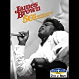 echange, troc James Brown - Sound And Vision Deluxe : 50th Anniversary (Coffret 2 CD et 1 DVD)