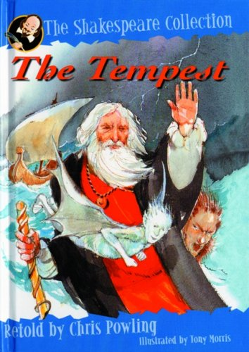 The Tempest (Shakespeare Collection), WILLIAM SHAKESPEARE, CHRIS POWLING