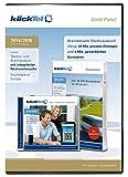 Software - klickTel Gold-Paket 2014/2015