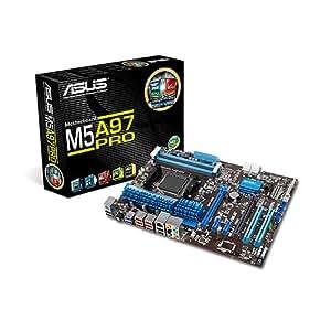 ASUS M5A97 PRO - Placa base (Dual, 1066, 1333, 1600, 1800, 1866 MHz, 32 GB, AMD, Socket AM3+, 7.1)
