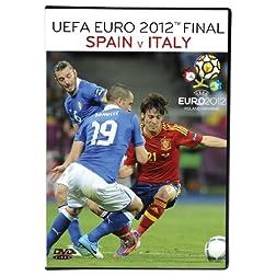 UEFA Euro 2012 The Final: Spain v Italy