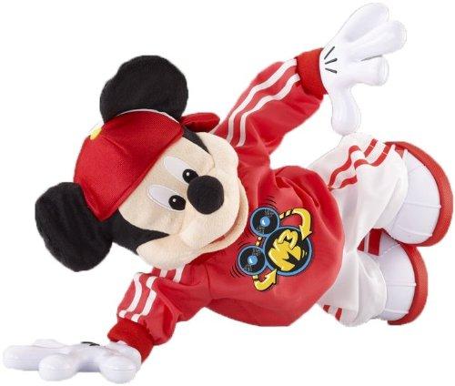 Jeux et jouets fisher price y5160 peluche mickey hip hop meilleure offre - Danse de mickey ...