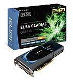 ELSA GLADIAC GTX 470 1.2GB GD470-12GERX