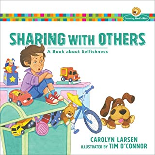 Book Cover: Sharing with Others: A Book about Selfishness