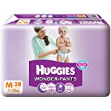 Huggies Wonder Pants Medium Size Diapers (38 Count)