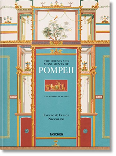 Niccolini. Houses and monuments of Pompei