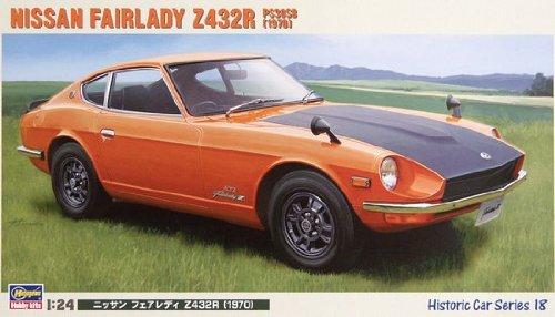 Hasegawa 1/24 Nissan Fairlady Z432R