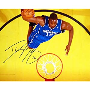 Dwight Howard Autographed Signed Orlando Magic Aerial Dunk 16x20 Photo (JSA) by Hollywood Collectibles