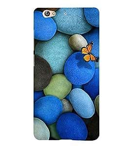 EPICCASE colors Mobile Back Case Cover For Gionee S6 (Designer Case)
