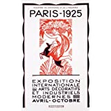 Paris 1925 Exhibition, by Robert Bonfils (V&A Custom Print)