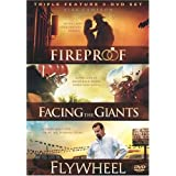 Fireproof/Facing the Giants/Flywheel Movie Pack (Bilingual)by Kirk Cameron