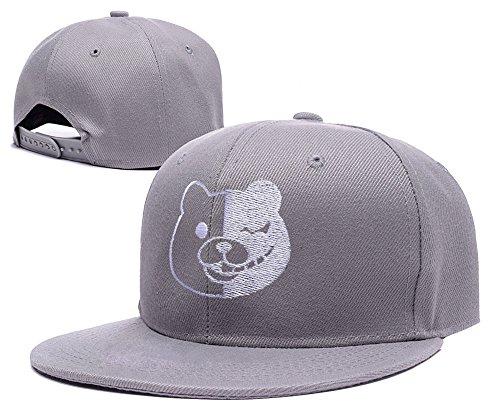 xida-monobear-dangan-ronpa-logo-adjustable-snapback-embroidery-hats-caps