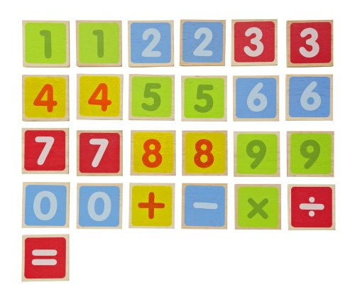 Wonderworld Numeric Magnet Toy - 1