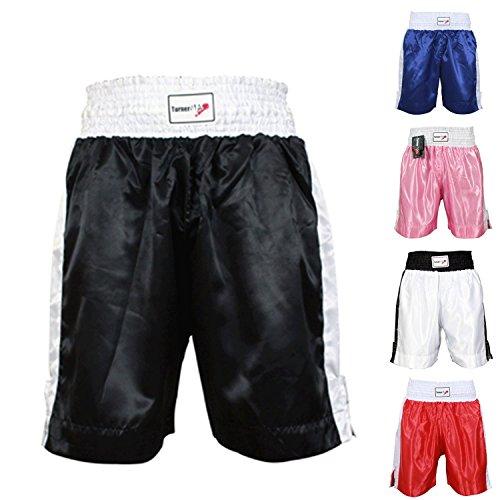 TurnerMAX-Boxing-Shorts-Trunks-Kickboxing-Training-fighting-sparring-MMA-UFC